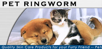 Disinfect for pet ringworm